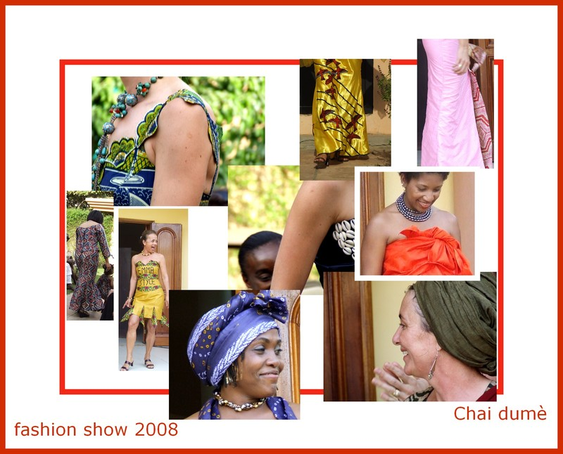 fashion show 2008