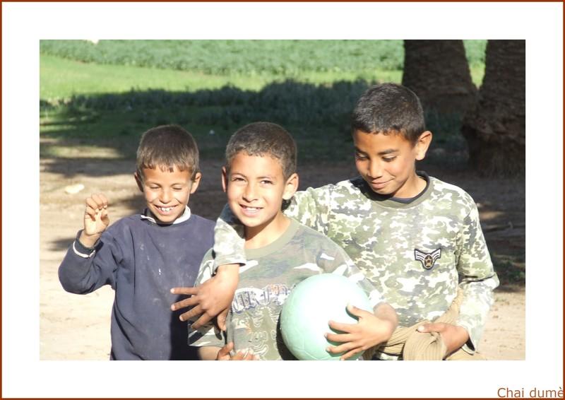 sourires de kids