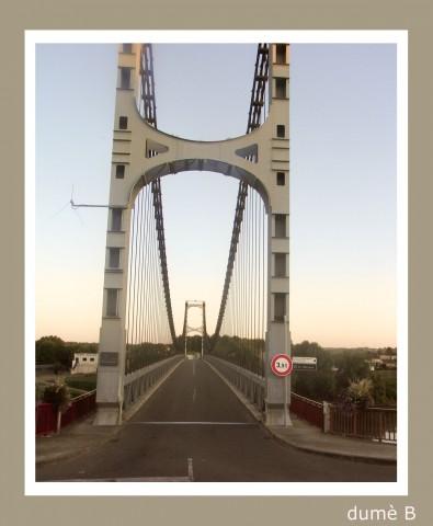 le pont de La Réole