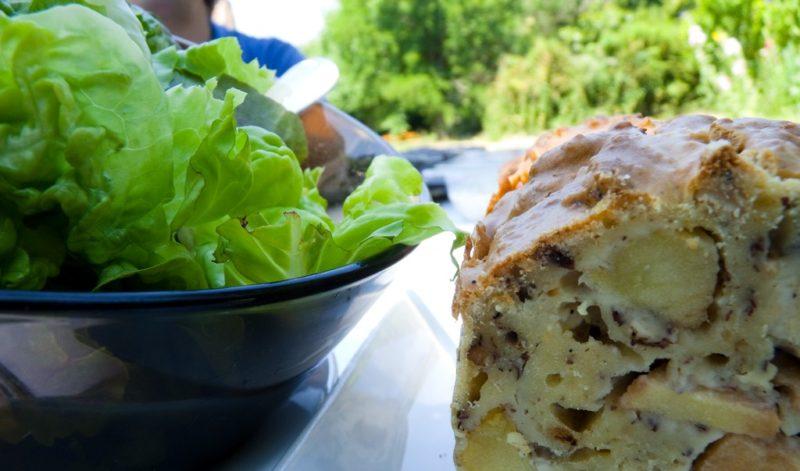 cake-au-fromage-pomme et-noisette