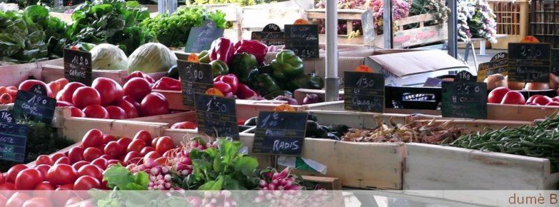 marché de province