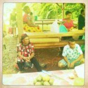 marché du samedi à Coconi