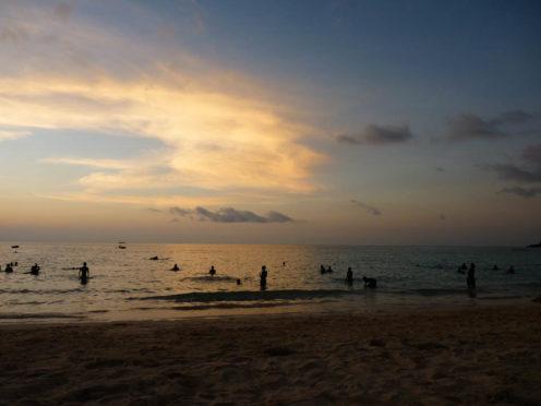 sunset Itsandra