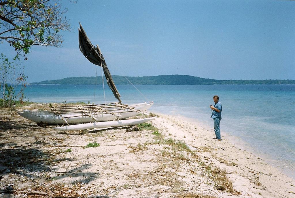 plage Pacifique Sud