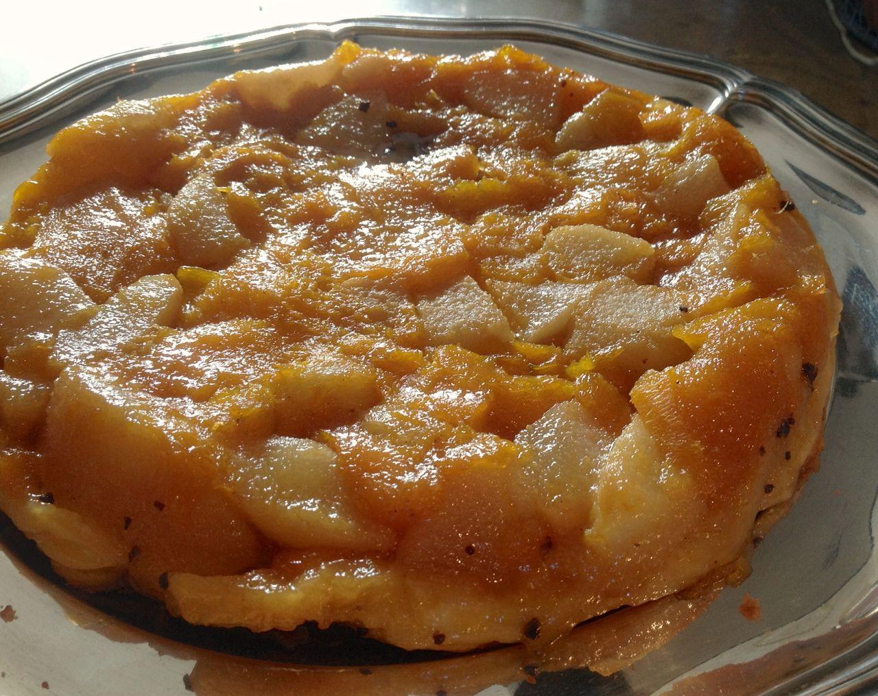 tatin mangue/poire