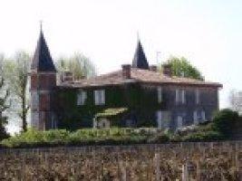 château viticole dans le Sauternais