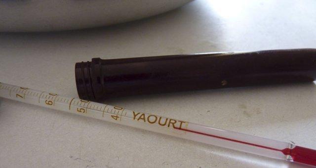 thermomètre alimentaire Yalacta